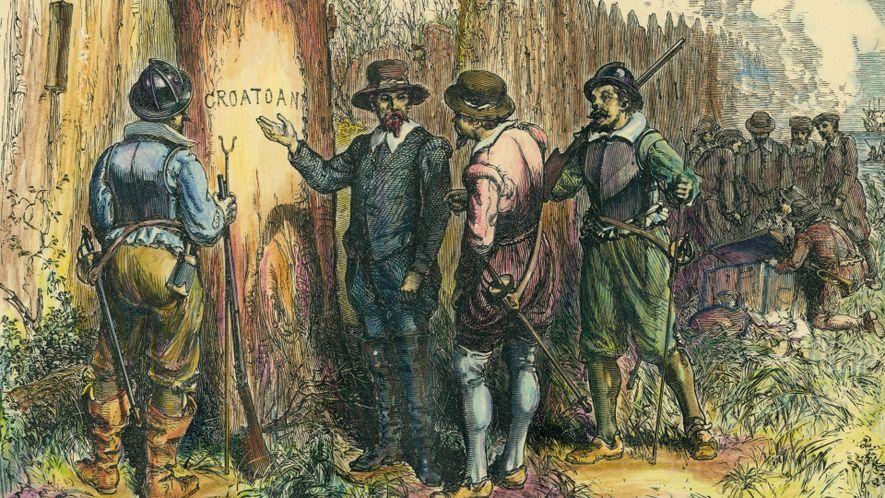 O que Aconteceu à Colónia Perdida de Roanoke?