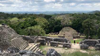 Faça Escalada em Templos Antigos e Muito Mais nas Maiores Ruínas Maias no Belize