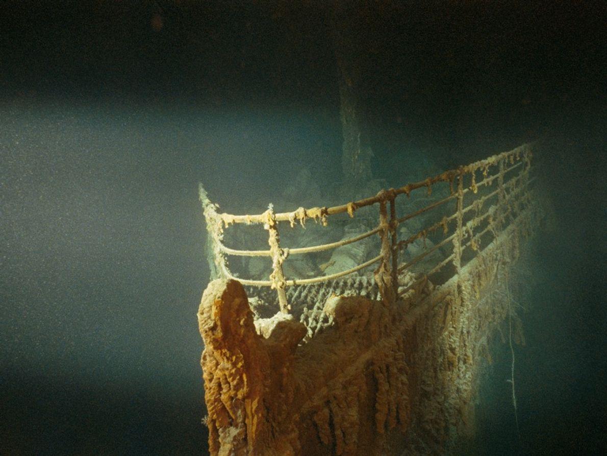 PROA DO TITANIC.