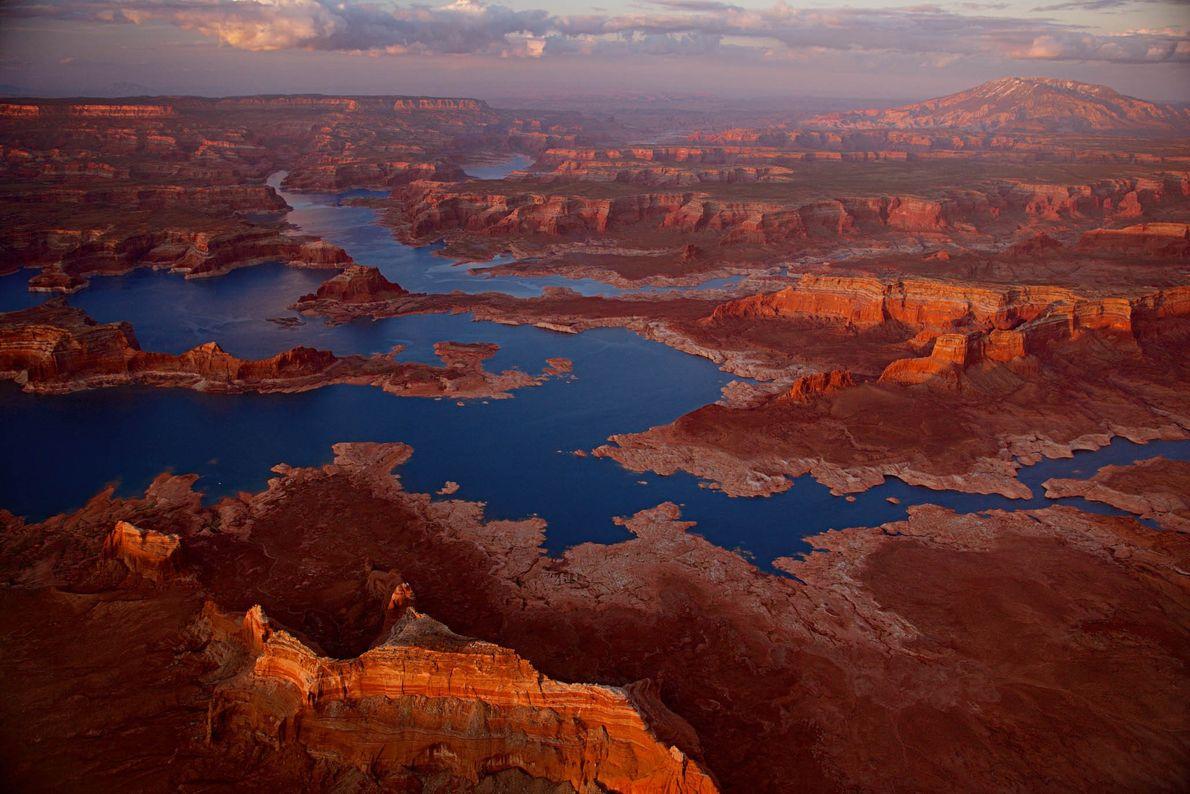 Glen Canyon e o Lago Powell