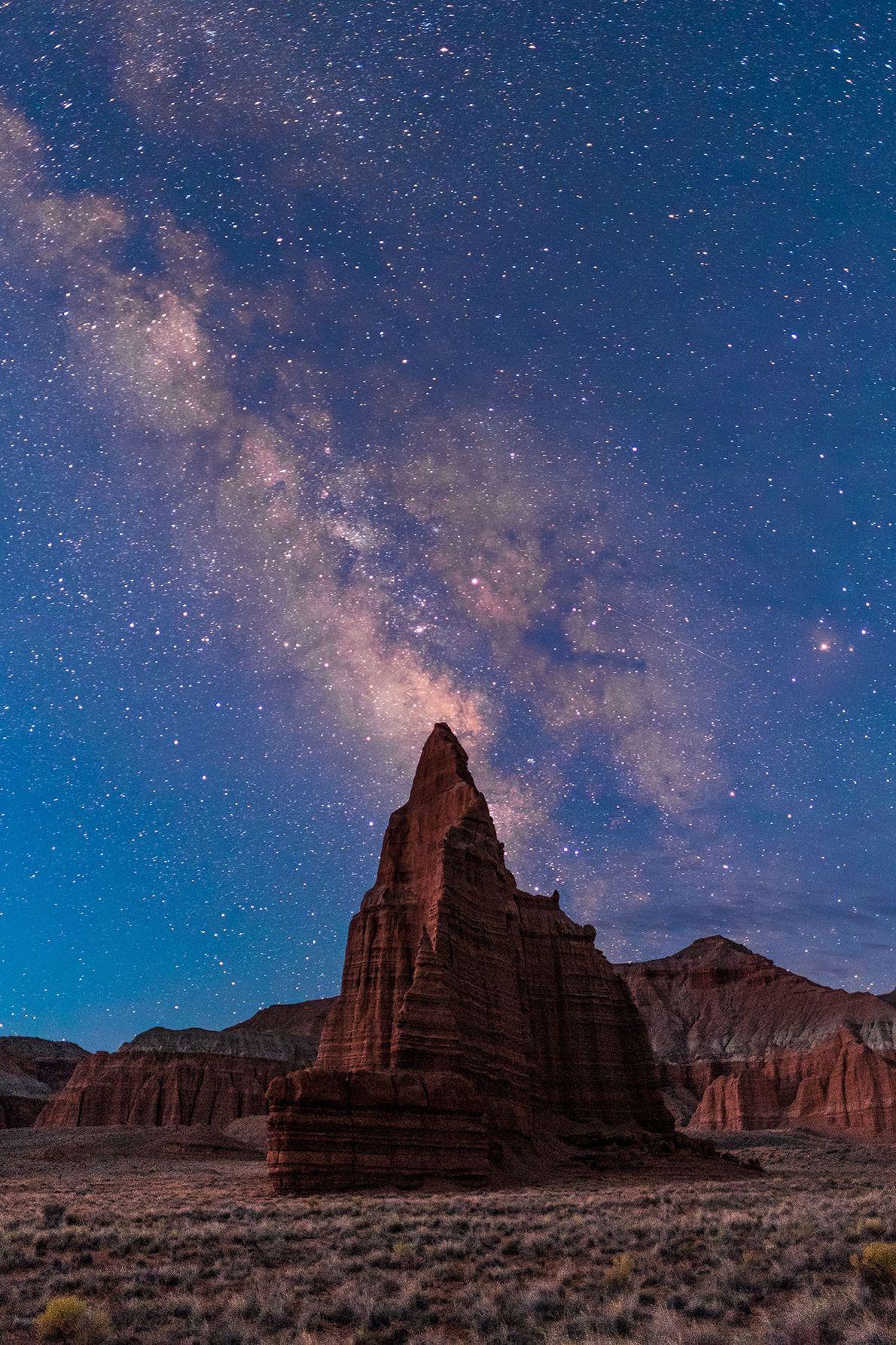 Cada vez é mais difícil para muitas pessoas ver as estrelas, e está a ficar cada ...