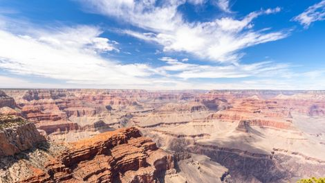 Uma Breve História Sobre o Parque Nacional do Grand Canyon