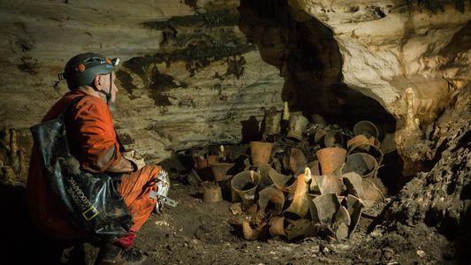 Vídeo Exclusivo: Dentro da Caverna de Jaguar, o Deus Maia