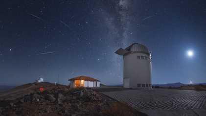 De Olhos Nas Estrelas – Eventos Astronómicos de Abril
