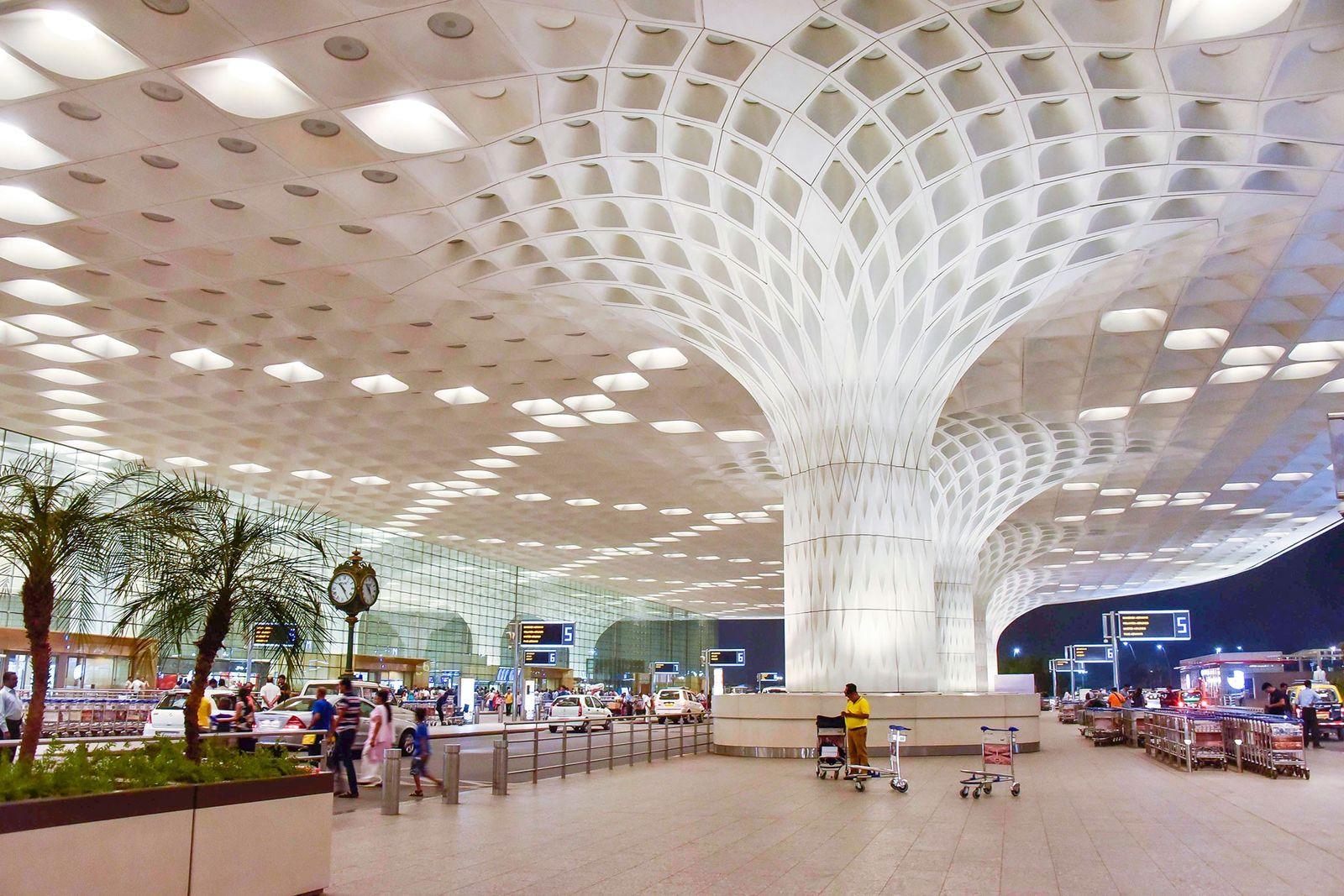 Fotografias de 10 Aeroportos com uma Arquitetura Fantástica