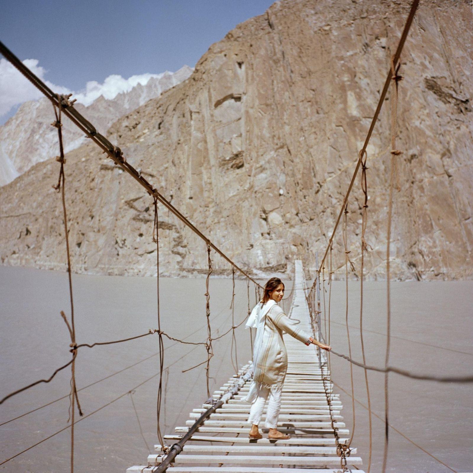 As Vozes Emergentes das Mulheres no Paquistão