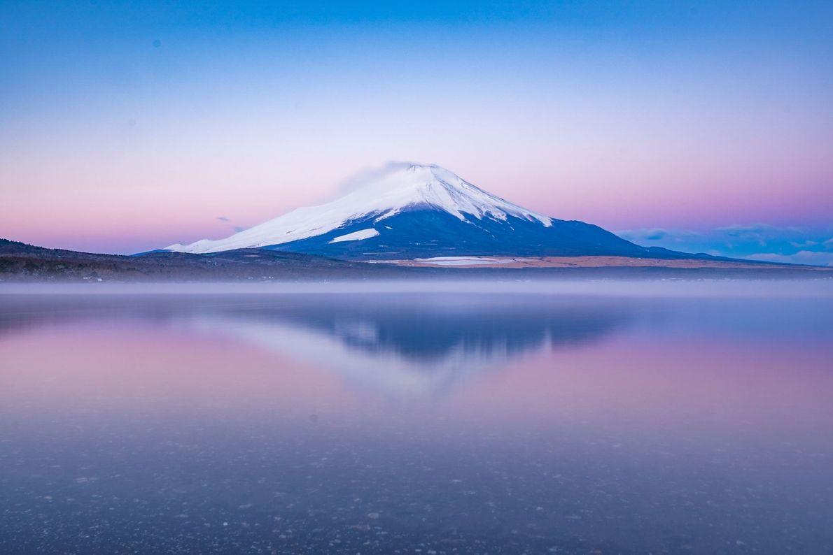 LAGO YAMANAKA, YAMANASHI, JAPÃO