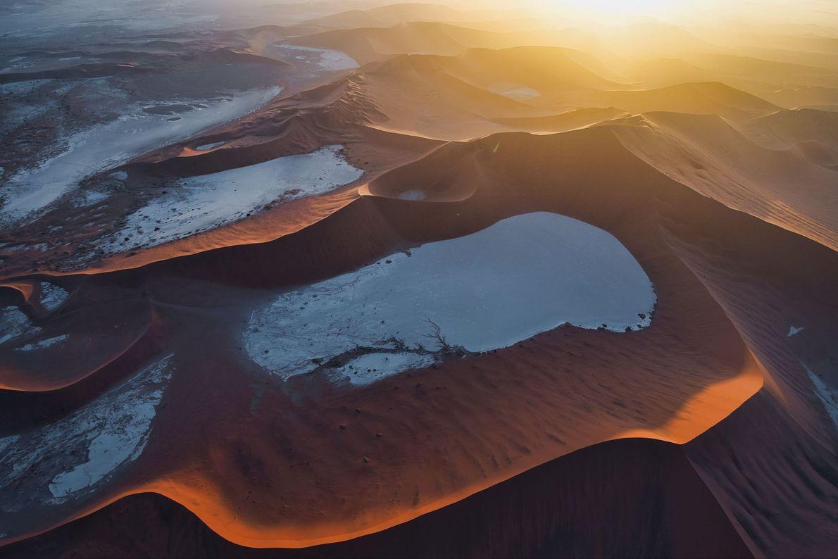 DESERTO SOSSUSVLEI, NAMÍBIA