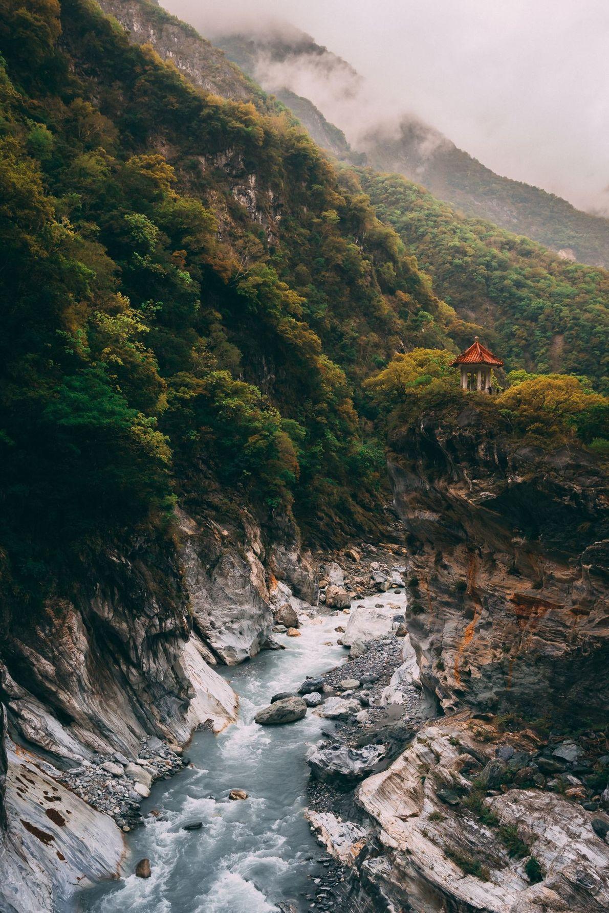 PARQUE NACIONAL DE TAROKO, TAIWAN