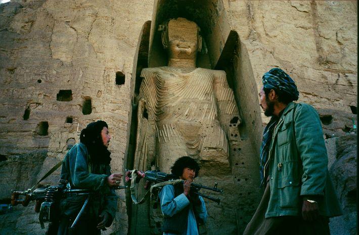 bamyan buddhas 8