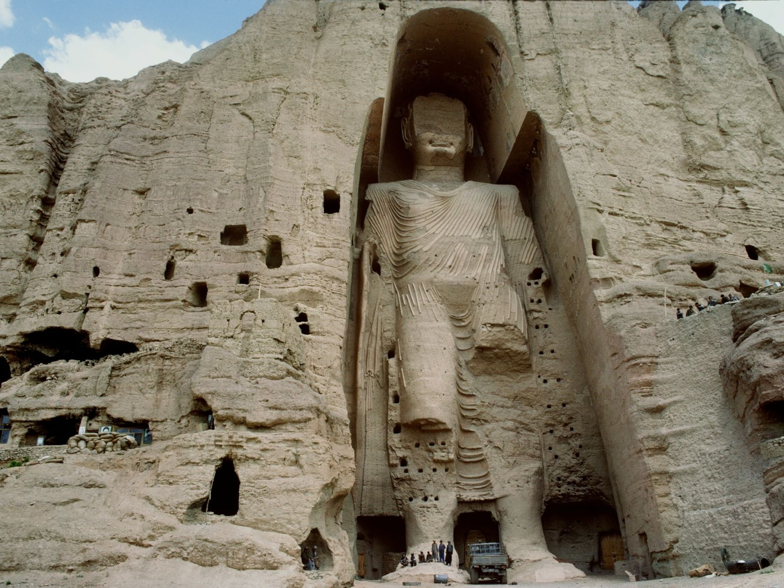 bamyan buddhas 7