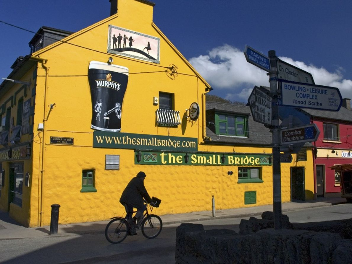 Pub Dingle Peninsula, Irlanda