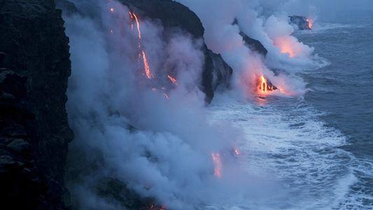 Fotografias Impressionantes de Vulcões Dispersos Pelo Mundo