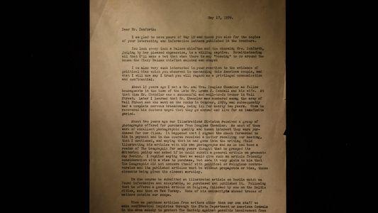 Leia os Documentos Que Mostram a Queda de Douglas Chandler
