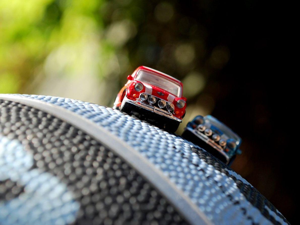 Modelos de Carros em Miniatura