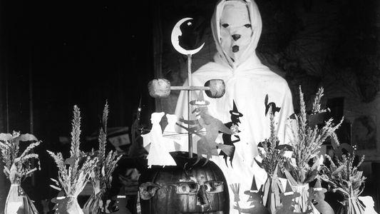 O Halloween Há Cem Anos