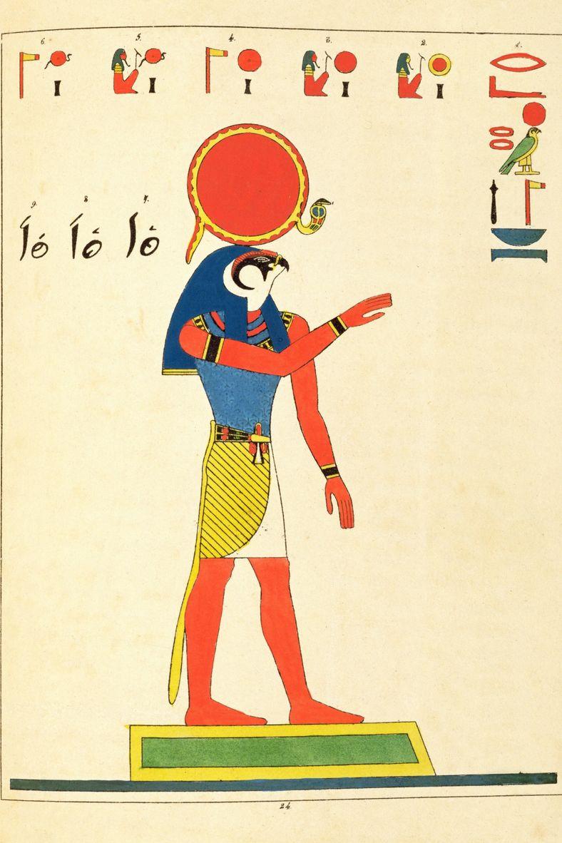 Ra, o deus do sol
