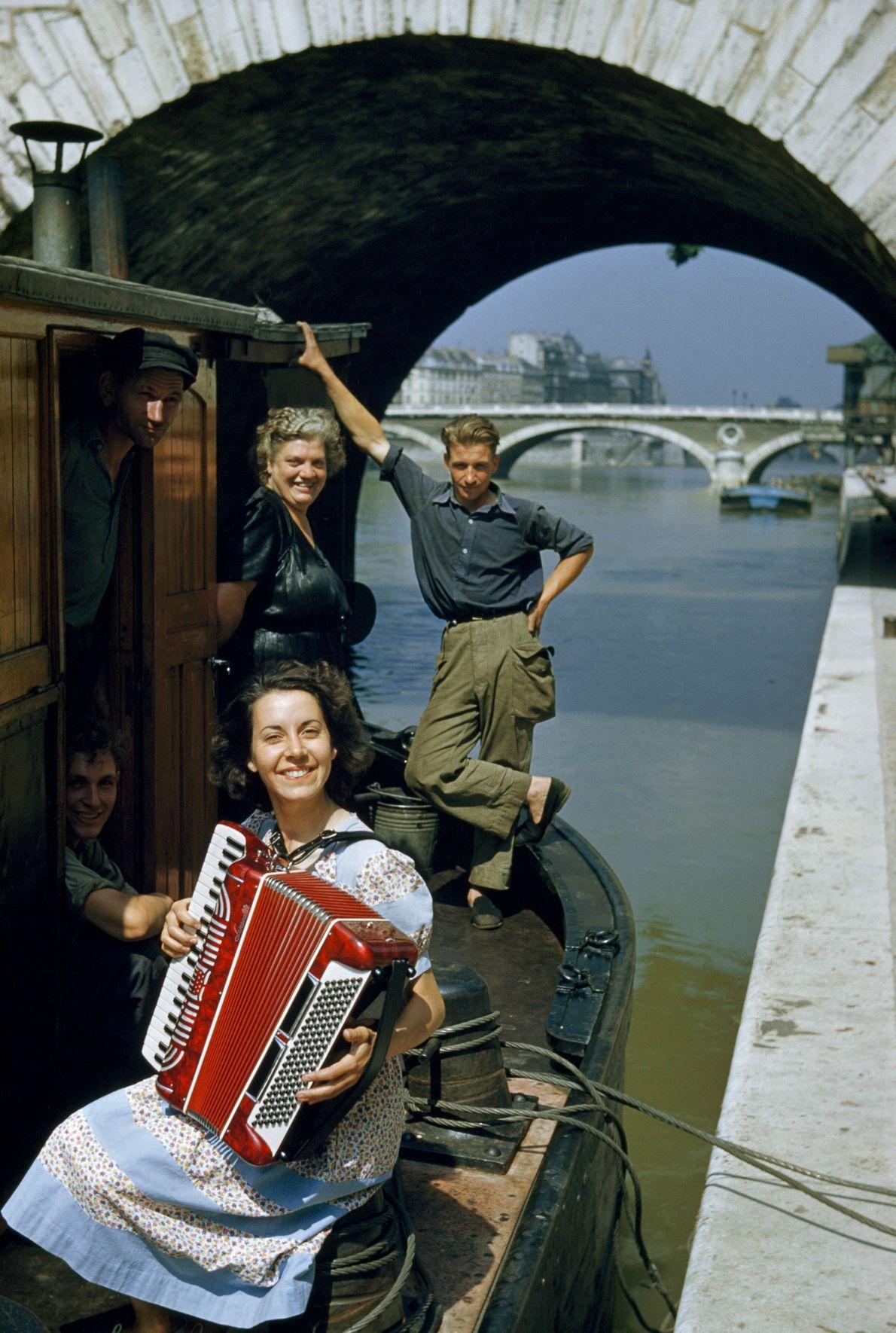 Paris, França, 1952