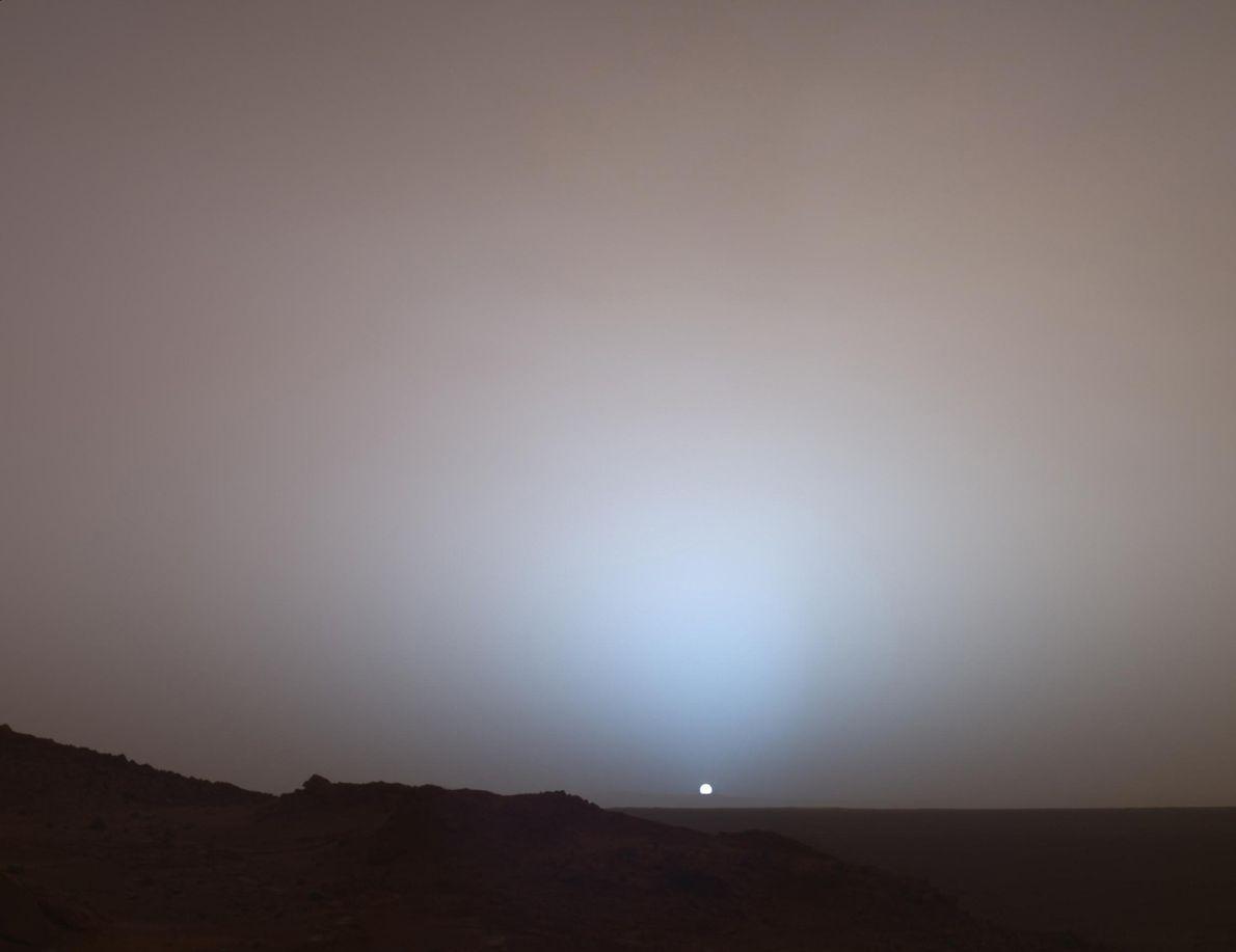 A NASA planeia enviar uma sonda para Marte em 2018 e outra em 2020.
