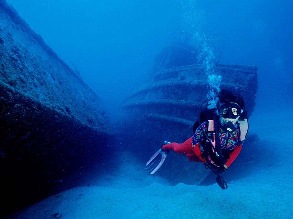 Rebocadores Afundados, Ilhas Virgens Britânicas