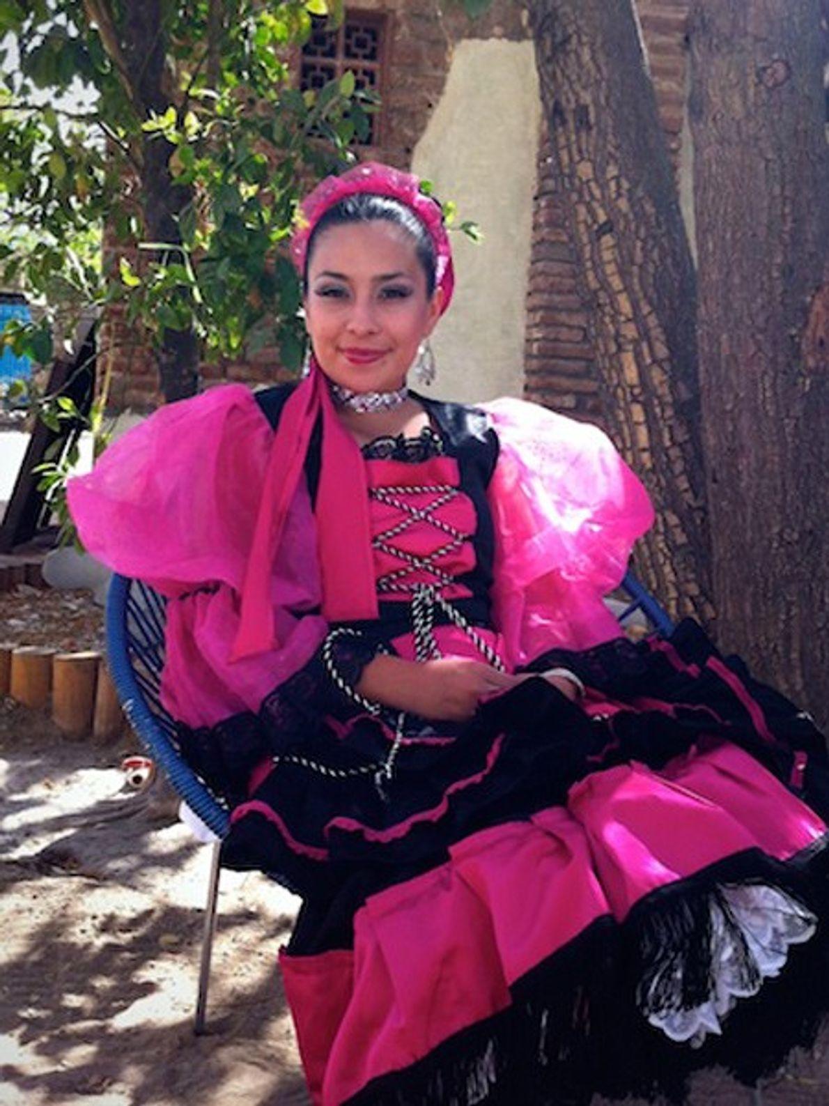 Bailarina, México