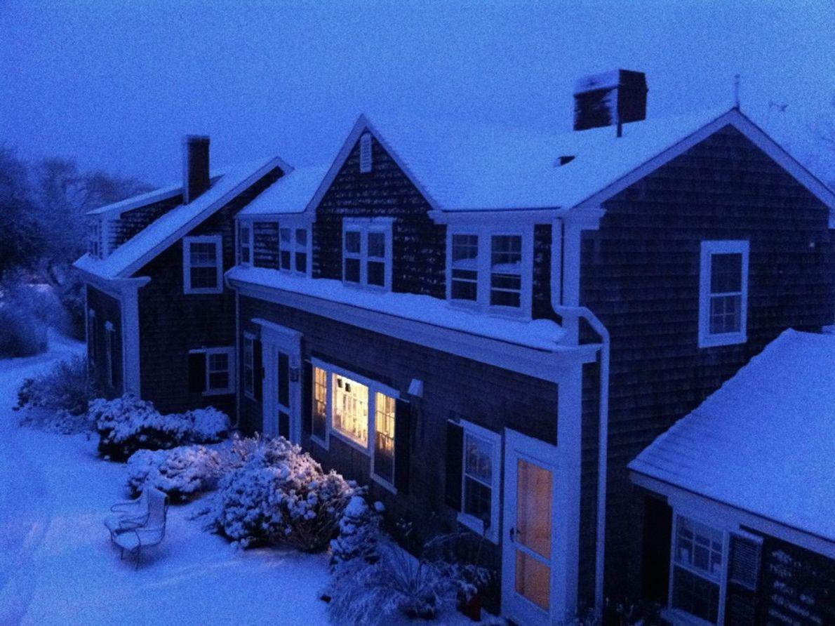 Inverno, Cape Cod