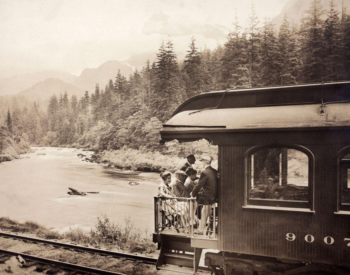 Comboio Oriental Limited, Washington