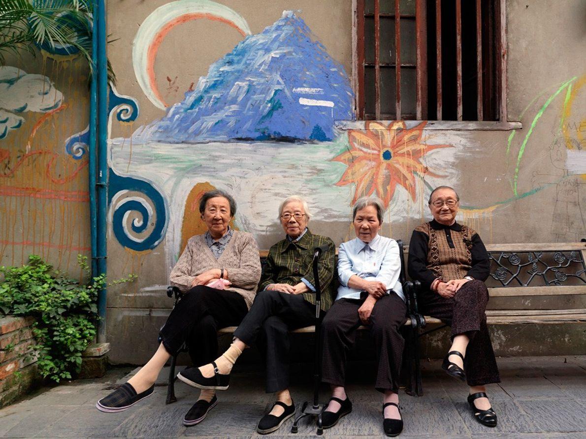 Mulheres, Xangai