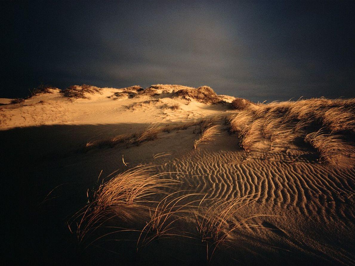 Crepúsculo, Nauset Beach