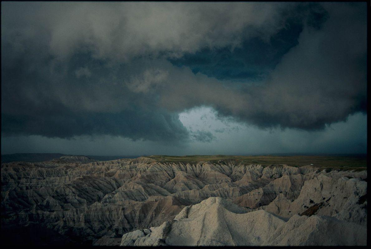 Uma tempestade aproxima-se