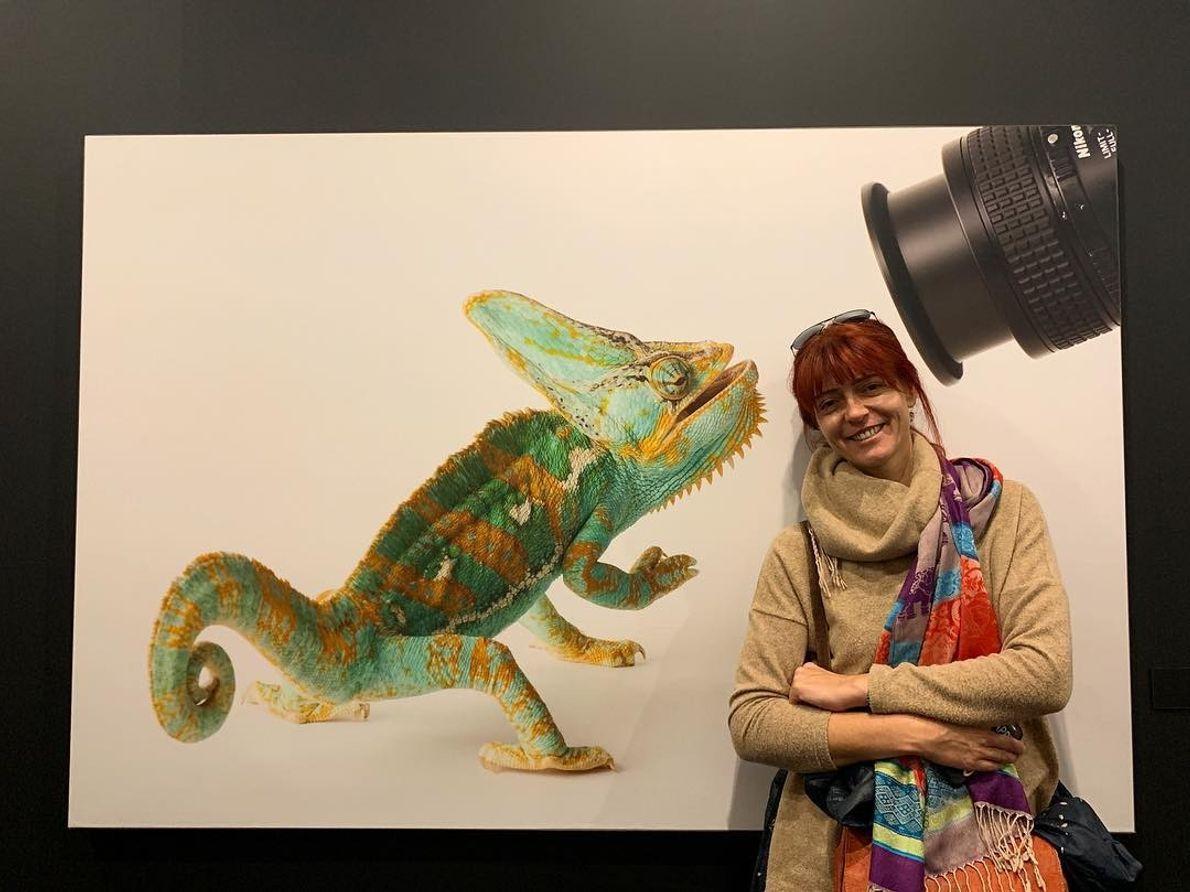 Imagem da participante @murasakigirl na exposição Photo Ark