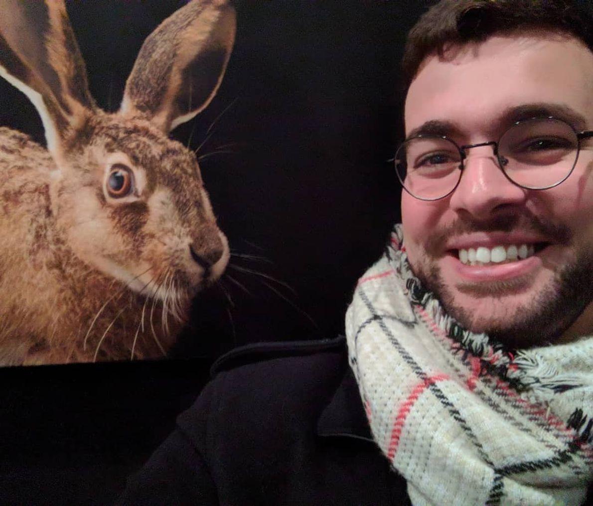 Imagem do participante @jmsfilipe na exposição Photo Ark