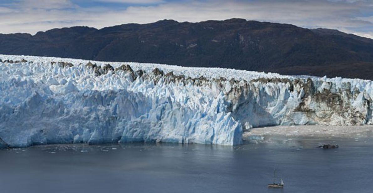 Glaciar Pío XI Glacier, Patagónia