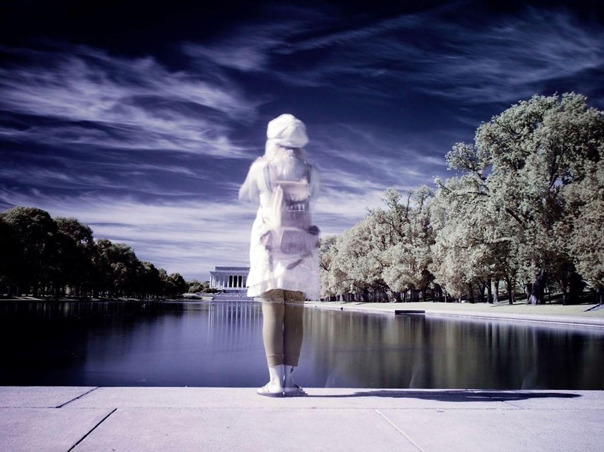 Piscina Refletora, Lincoln Memorial