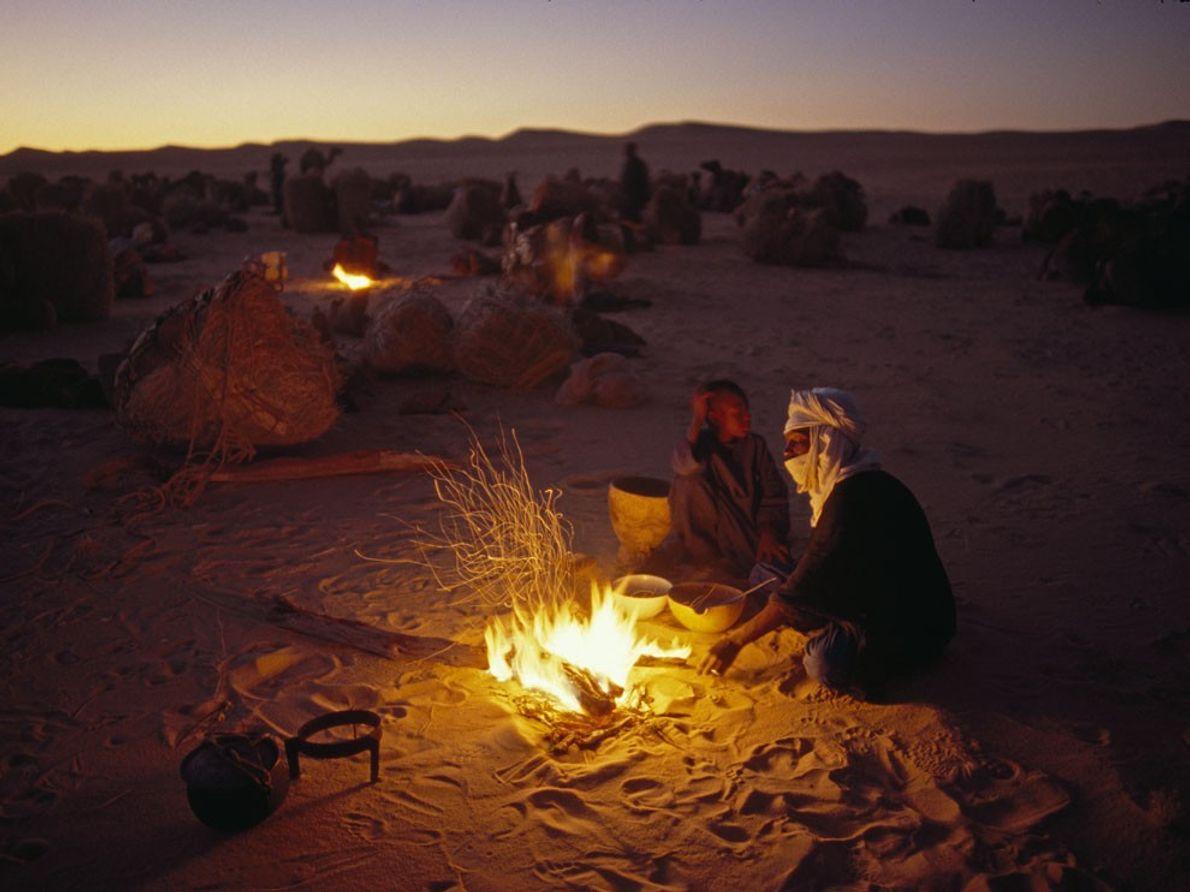 Tuareg, Saara