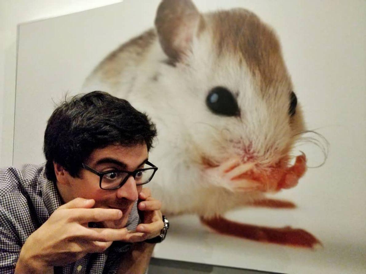 Imagem do participante @par2ival na exposição Photo Ark