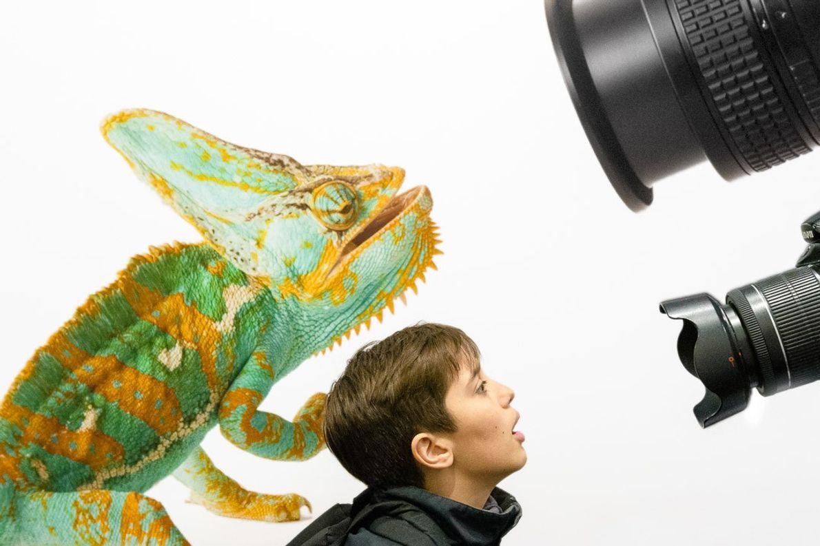 Imagem do participante @carlosandreviana na exposição Photo Ark