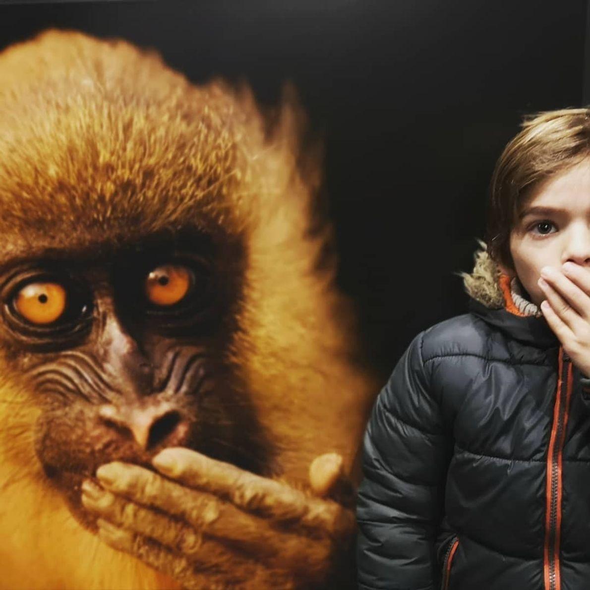 Imagem do participante @offtrack_family na exposição Photo Ark