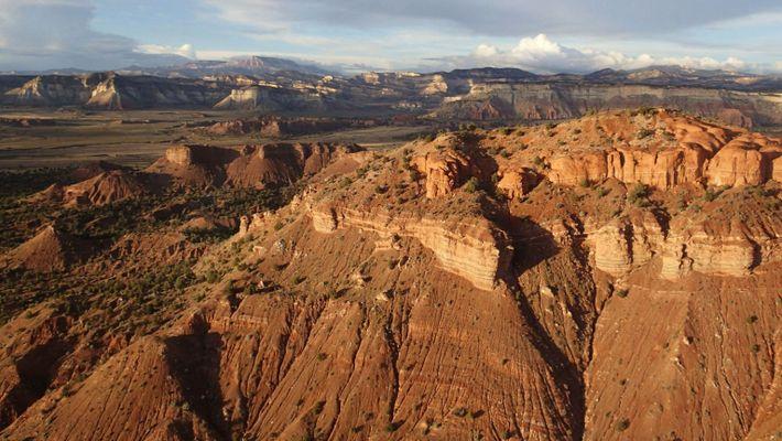 paisagem do Utah