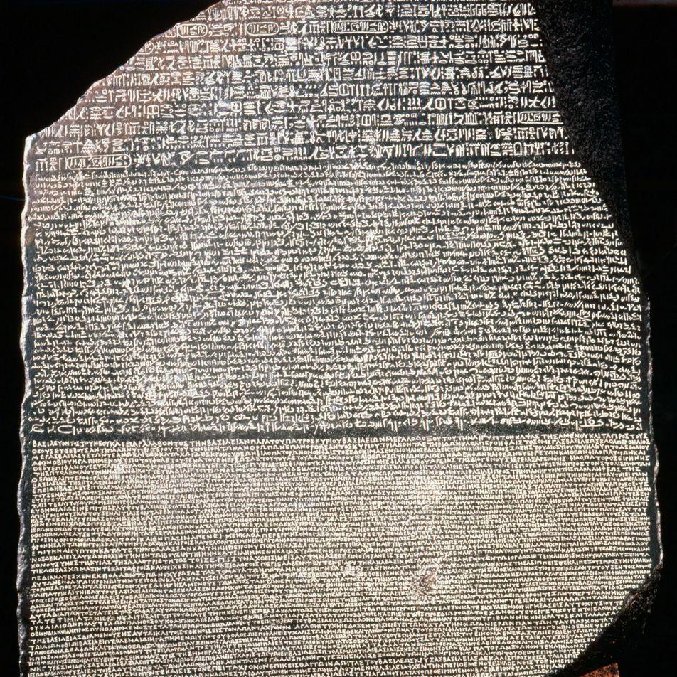 Como a Pedra de Roseta desvendou segredos de antigas civilizações