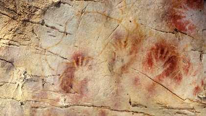 Será a Mais Antiga Gruta de Arte Rupestre Obra do Homem de Neandertal?