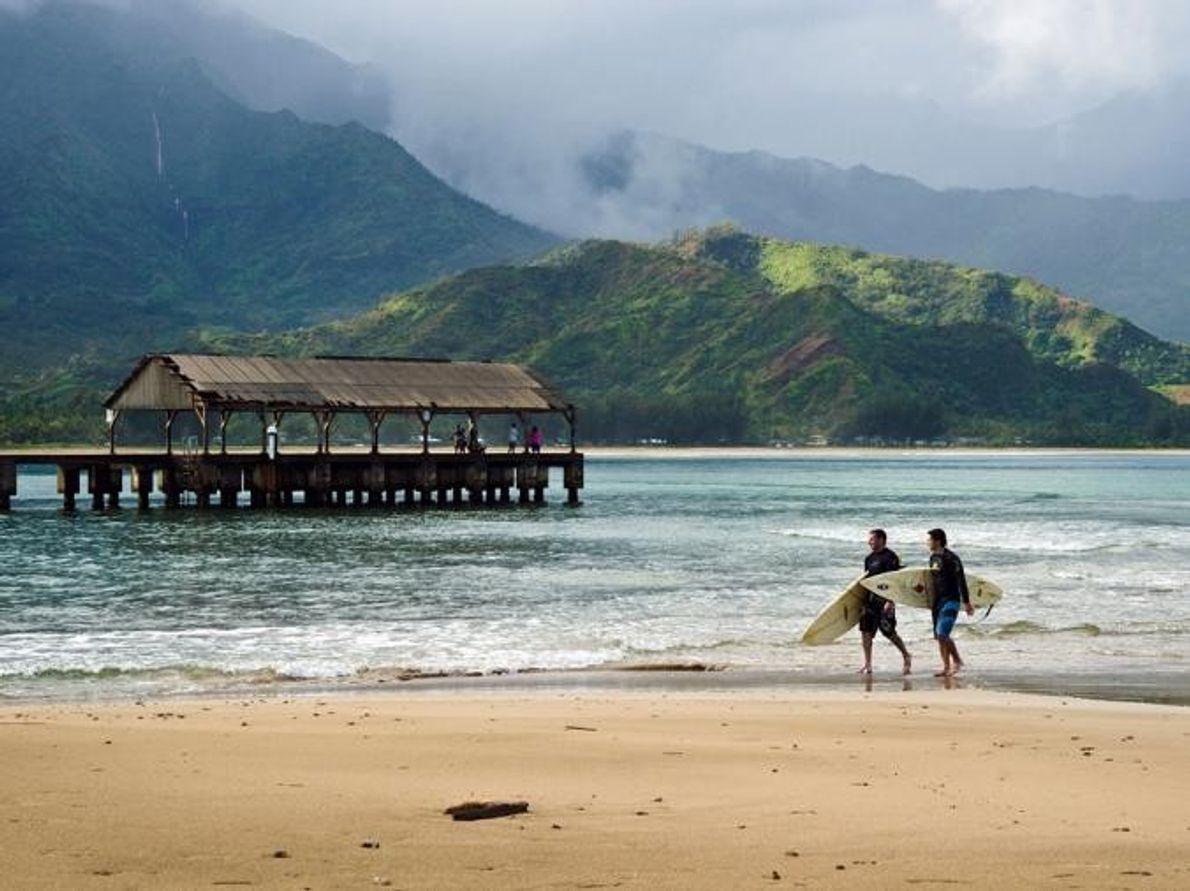 Hanalei, Kauai, Havai