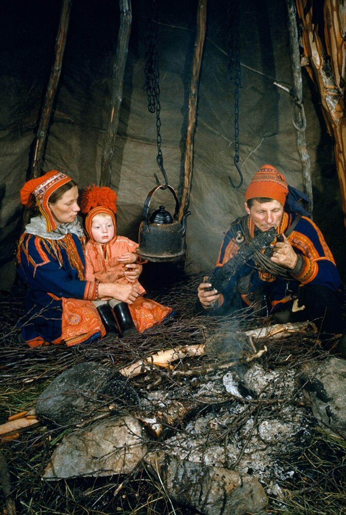 família Sámi