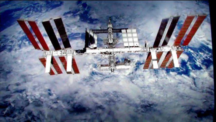 Semana Internacional do Espaço vídeo 5: ISS
