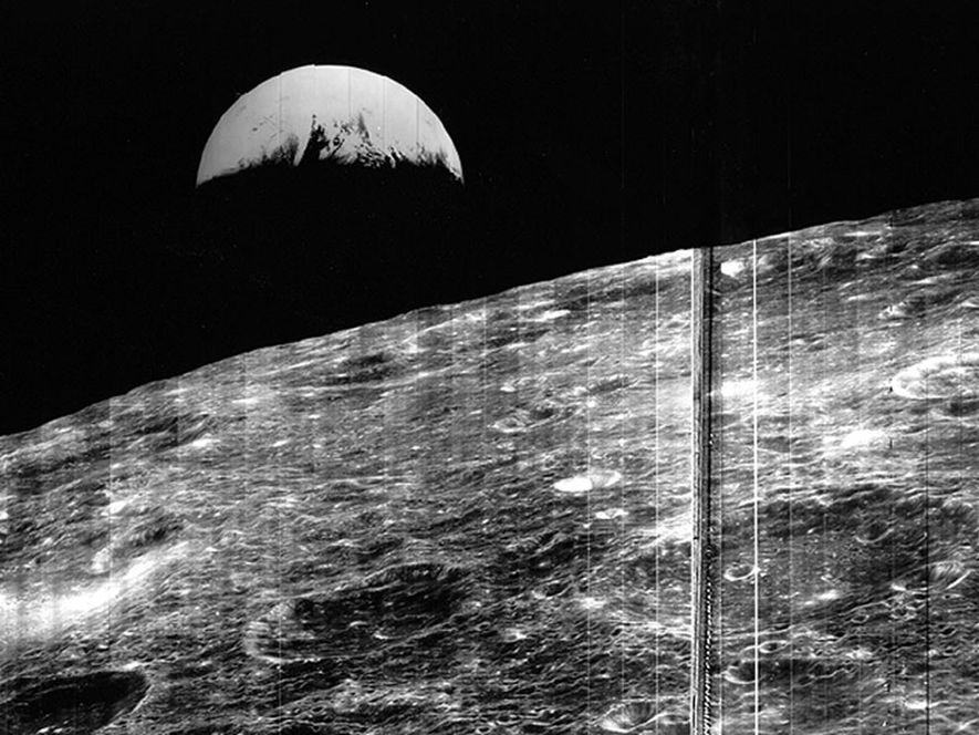 Grandes Marcos da Fotografia no Espaço