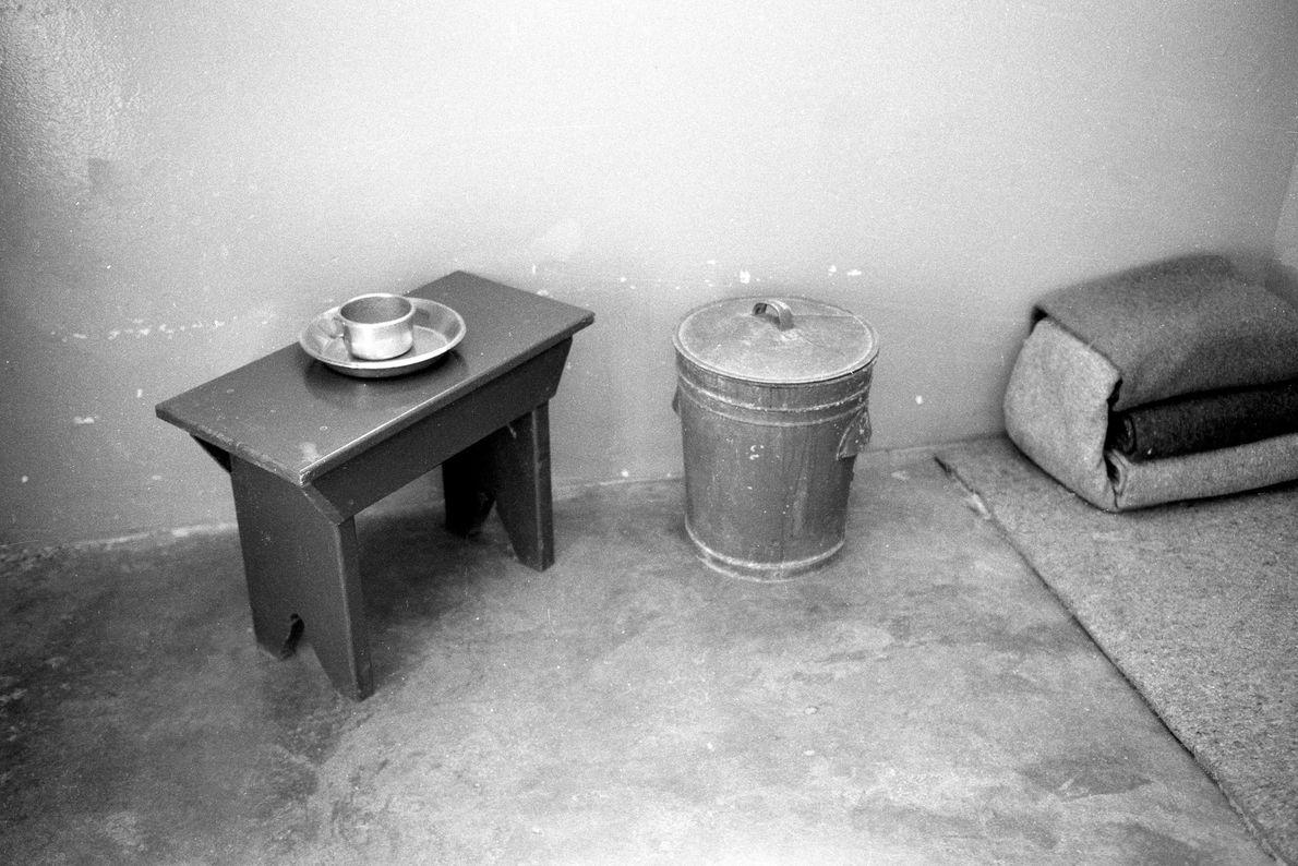 Cela de Prisão de Nelson Mandela