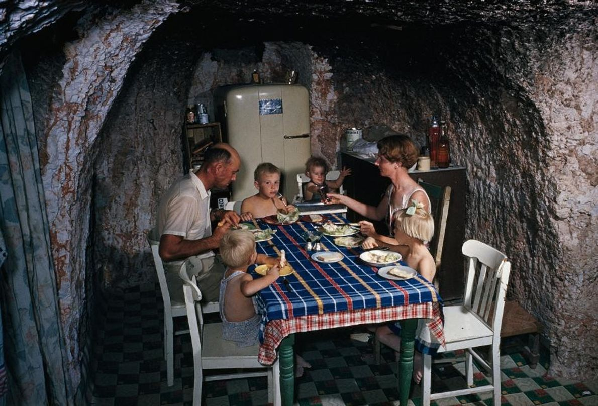 Jantar Subterrâneo