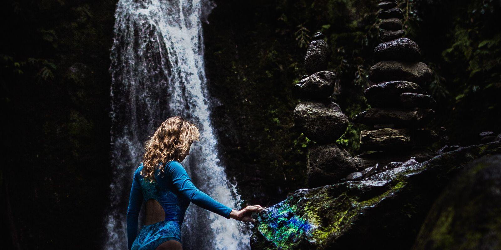 """""""A água é um portal para os nossos sonhos"""""""