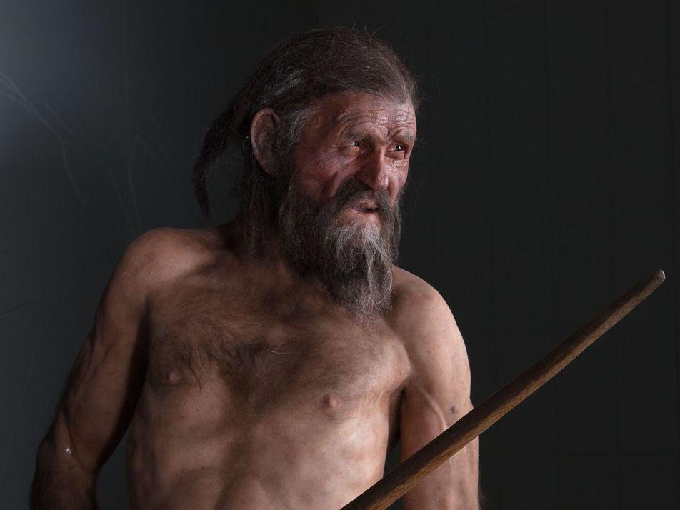 5 Factos Surpreendentes Sobre Otzi, o Homem do Gelo