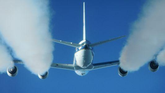 Será que a captura de carbono pode tornar os voos mais sustentáveis?